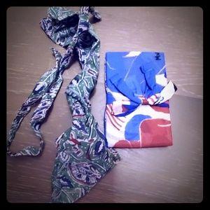 2 sezanne scarves